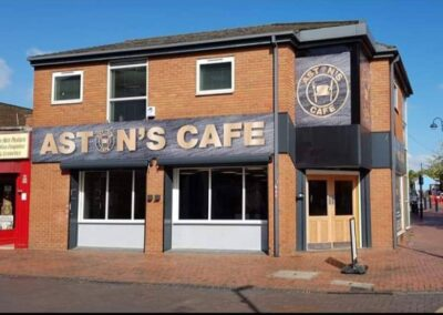 Astons Café
