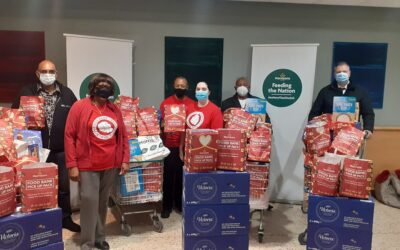 Morrisons Pledges Further £5 Million To Keep Britain's Food Banks Stocked Up Through Pandemic
