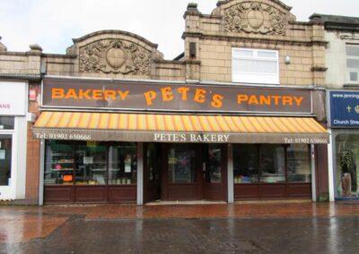 Pete's Pantry