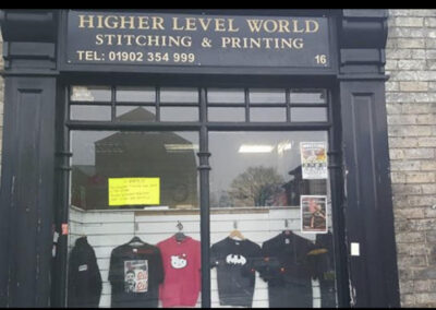 Higher Level World Stitching and Printing